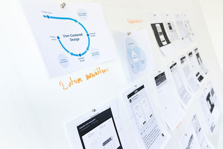 Konzeption und Gestaltung von Medienprodukten