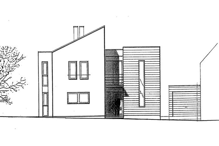Haus K1   Ansicht 2